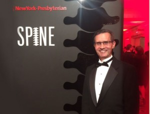 Dr. Lenke & The Spine Hospital Honored
