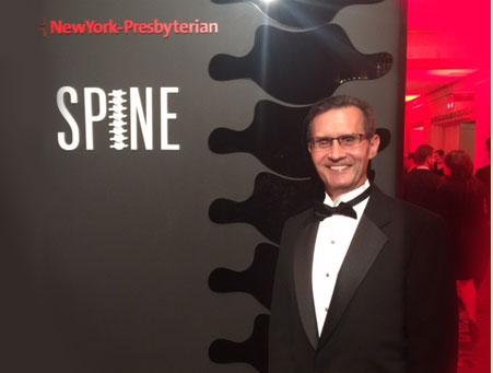 About Dr  Lenke | Lawrence G  Lenke, MD